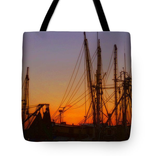 Mayport Tote Bag by Lydia Holly