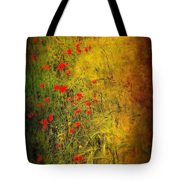 Meadow Tote Bag by Svetlana Sewell