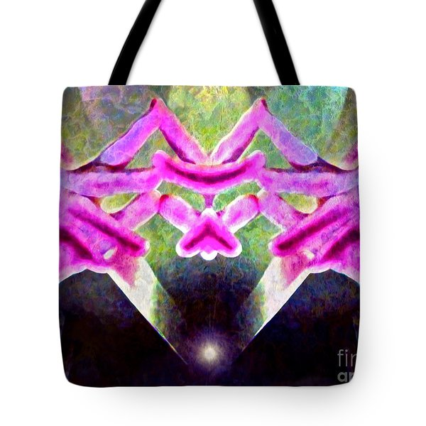 Melancholy Limbo Tote Bag by Gwyn Newcombe