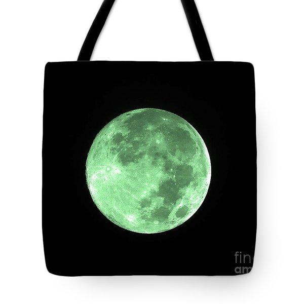 Melon Moon Tote Bag by Al Powell Photography USA