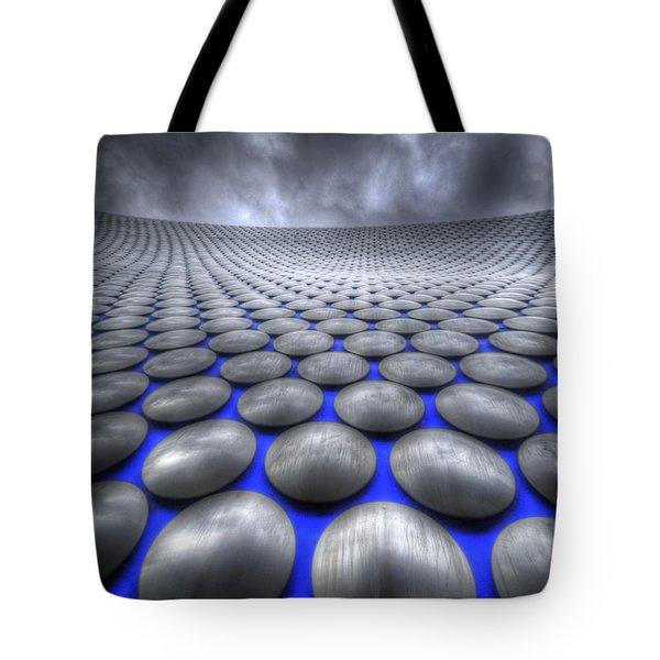 Mercury Drops Tote Bag by Yhun Suarez