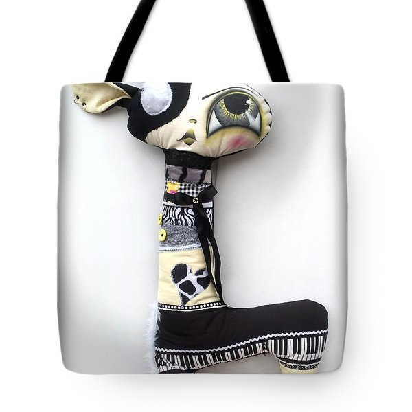 Merlin Tote Bag by Oddball Art Co by Lizzy Love