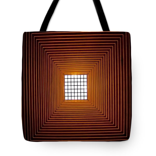 Mesmerizing Light Tote Bag by Roger Green