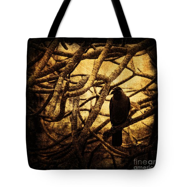 Messenger Tote Bag by Andrew Paranavitana