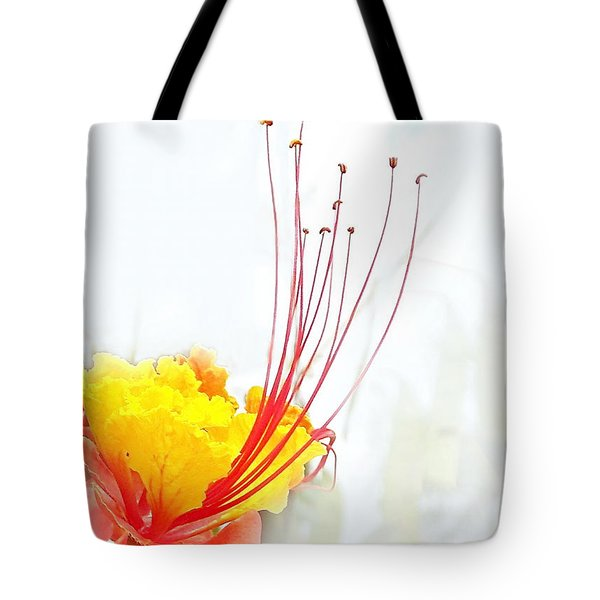 Mexican Bird Of Paradise Tote Bag by Kume Bryant