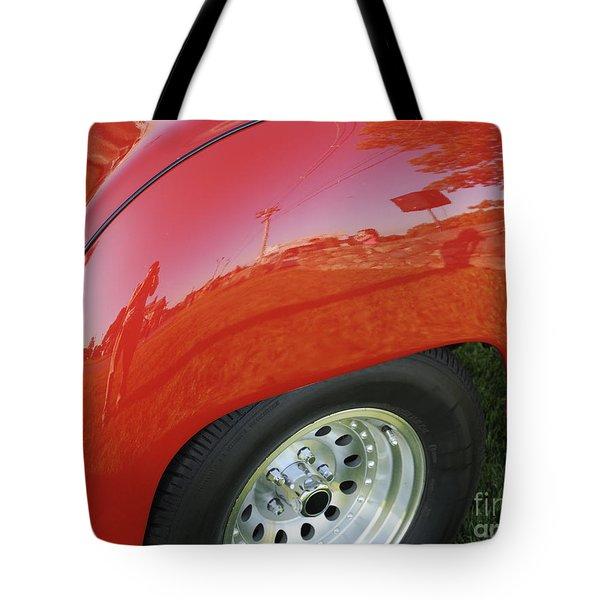 Microcosm Tote Bag by Luke Moore