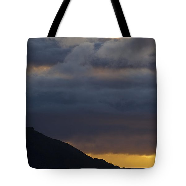 Mid-summer Night Blues Tote Bag by Heiko Koehrer-Wagner