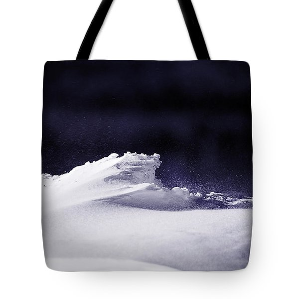 Midnight In January Tote Bag by Susan Capuano