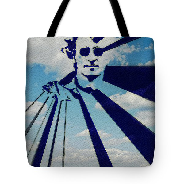 Mind Games Tote Bag by Bill Cannon