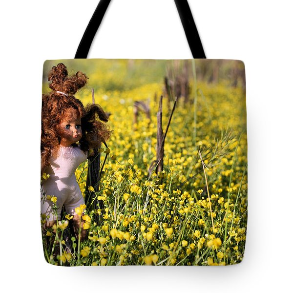 Missing You II Tote Bag by JC Findley