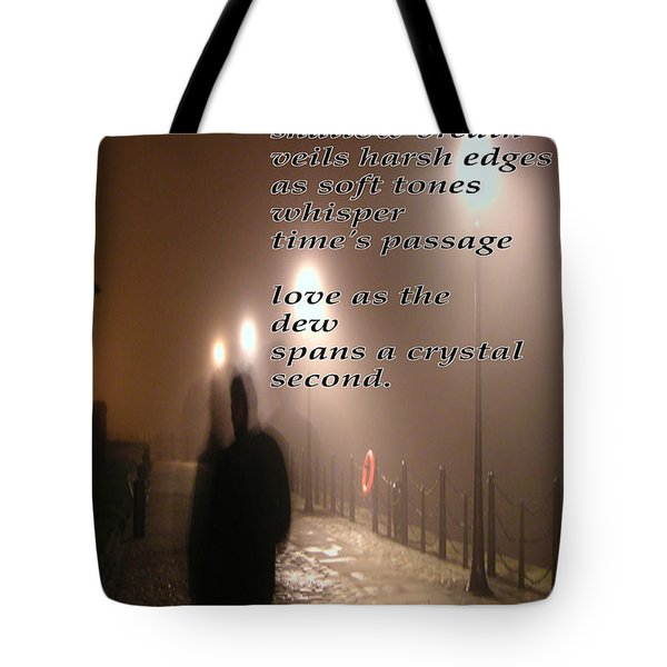 Mist 1 Tote Bag by Richard Donin