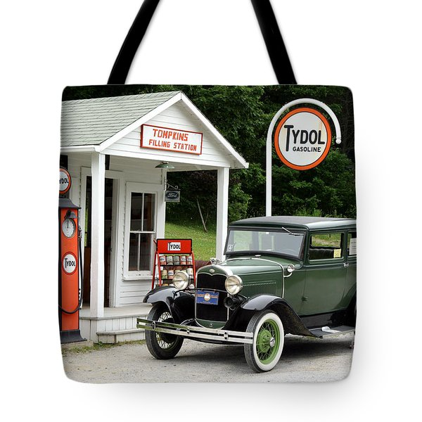 Model A Ford Tote Bag by Ted Kinsman