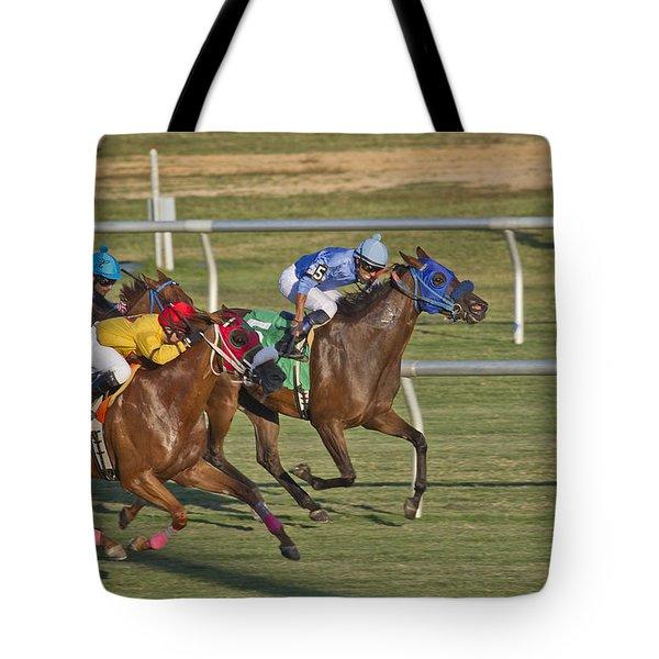 Moments Tote Bag by Betsy C Knapp