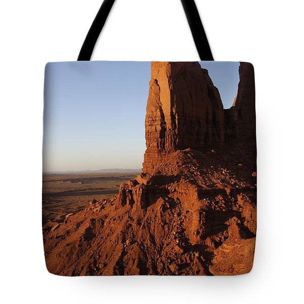 Monument Valley High-lites Tote Bag by Mike McGlothlen