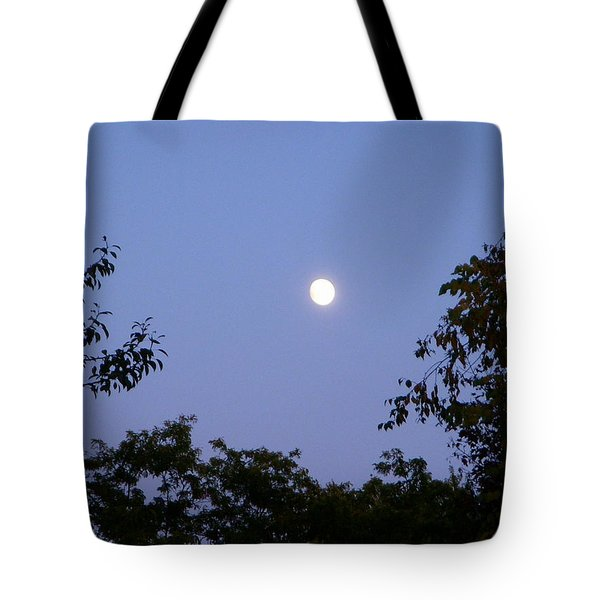 Moon Tote Bag by Aimee L Maher Photography and Art Visit ALMGallerydotcom
