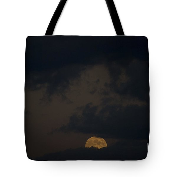 Moon Rising 03 Tote Bag by Thomas Woolworth