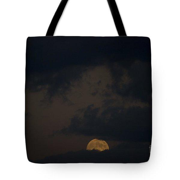 Moon Rising 03 Tote Bag by Thomas Woolworth