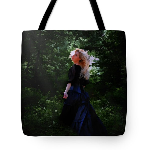 Moonlight Calls Me Tote Bag by Nikki Marie Smith