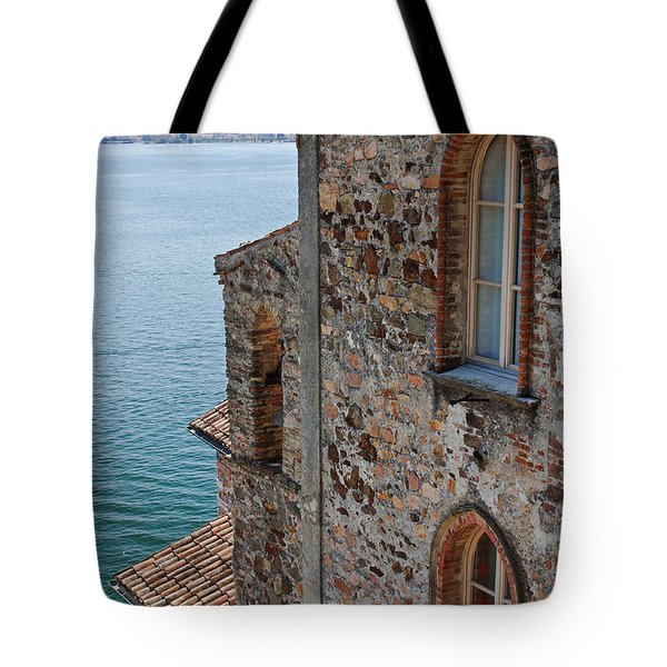 Morcote Tote Bag by Joana Kruse