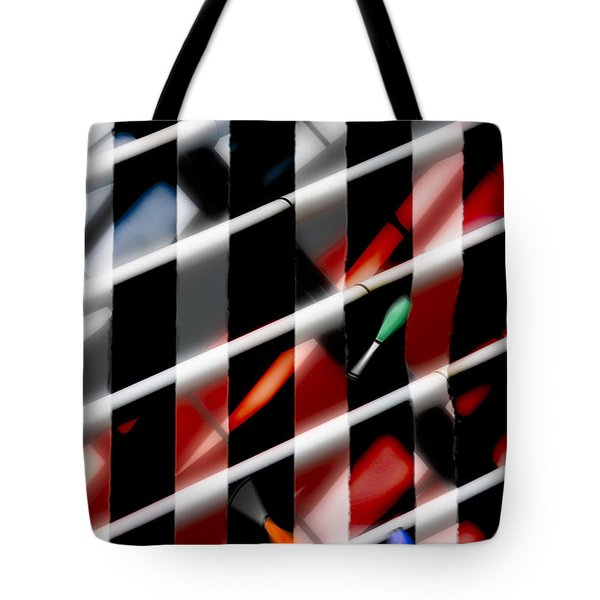 More is More Tote Bag by Richard Piper