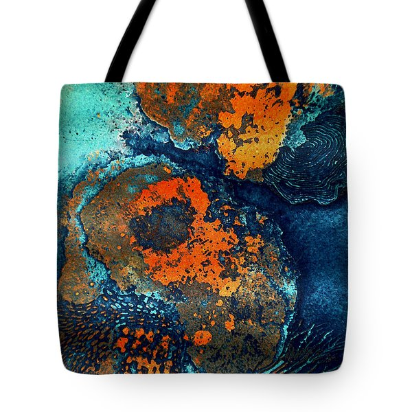 Mother Earth Nature Tote Bag by Colette V Hera  Guggenheim