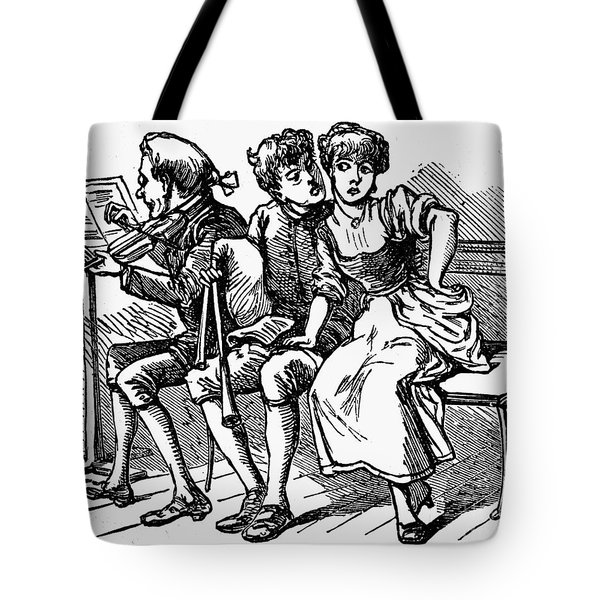 Mother Goose: Piper Tote Bag by Granger