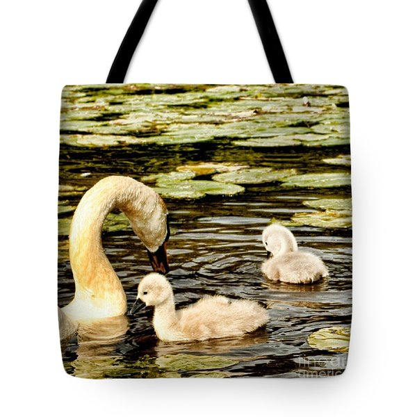 Mothers Love Tote Bag by Isabella Abbie Shores