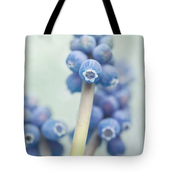 Muscari Tote Bag by Priska Wettstein