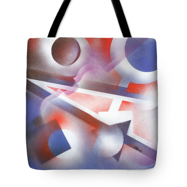 Music of the Spheres Tote Bag by Hakon Soreide