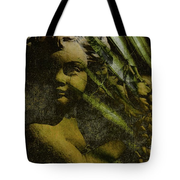 My Little Angel Tote Bag by Susanne Van Hulst