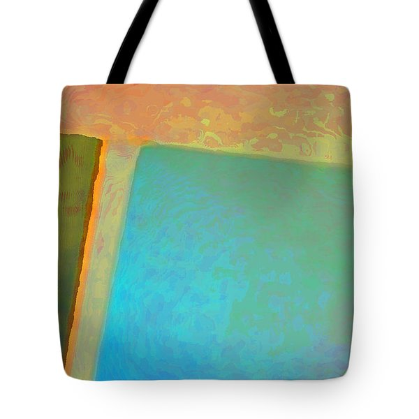 Tote Bag featuring the digital art My Love by Richard Laeton
