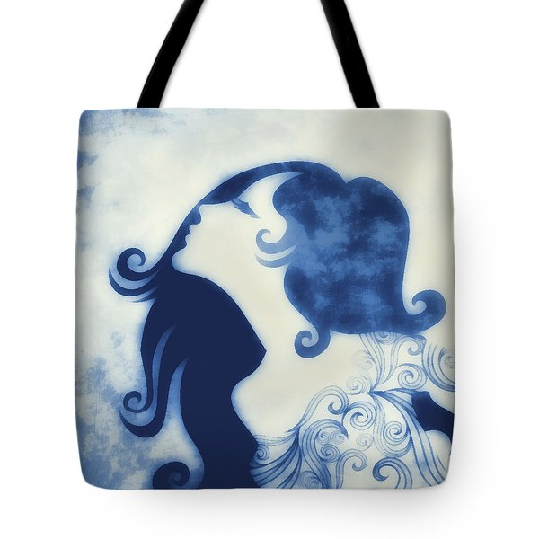 My Prince Will Come For Me 2 Tote Bag by Angelina Vick