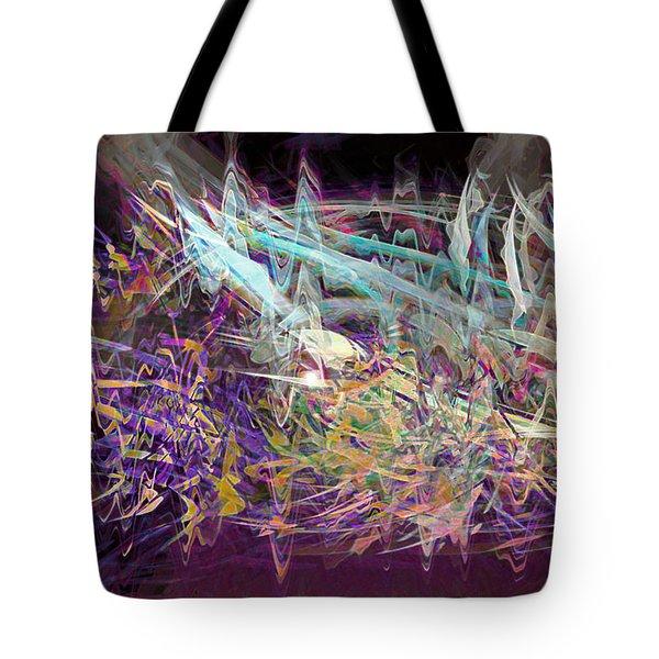 My Symphony Tote Bag by Linda Sannuti
