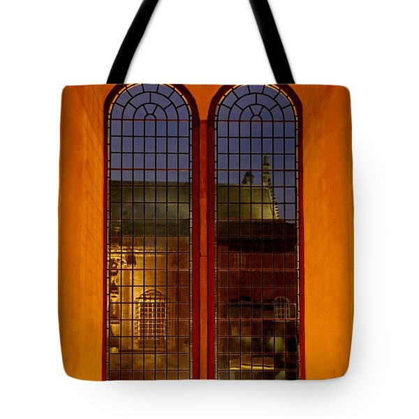 Mysterious Scotland Tote Bag by Christine Till
