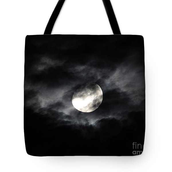 Mystic Moon Tote Bag by Al Powell Photography USA