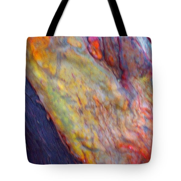 Tote Bag featuring the digital art Mystics Of The Night by Richard Laeton