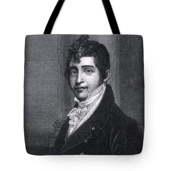 Nathan Appleton (1779-1861) Tote Bag by Granger