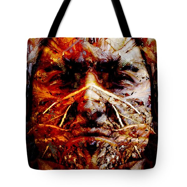 Native Spirit Tote Bag by Christoher Gaston