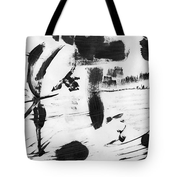 Nature's Slavery Tote Bag by Taylor Pam