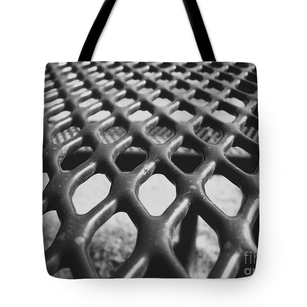 Net Tote Bag by Andrea Anderegg