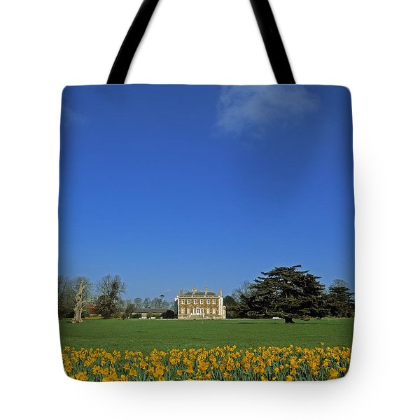 Newbridge House, Donabate, Co Dublin Tote Bag by The Irish Image Collection