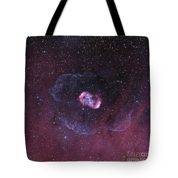 Ngc 6164, A Bipolar Nebula Tote Bag by Don Goldman