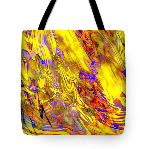 Night At The Opera Tote Bag by Carol Groenen