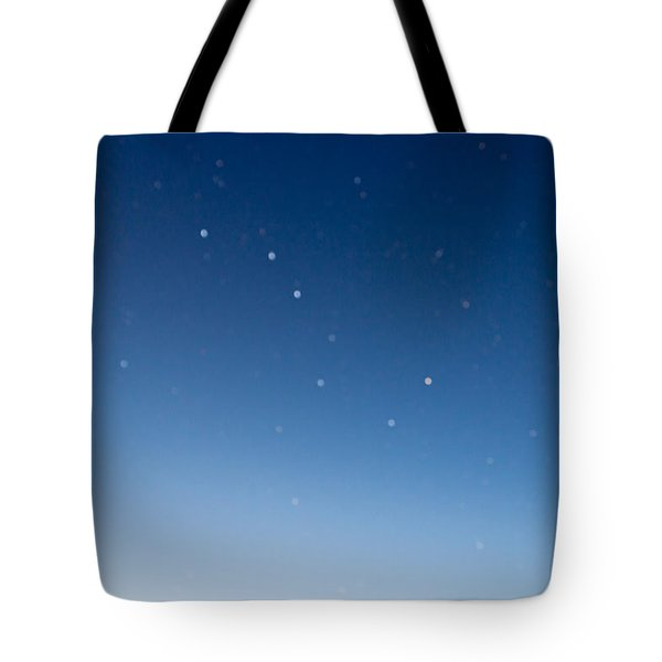 Night Sky Tote Bag by Heidi Smith