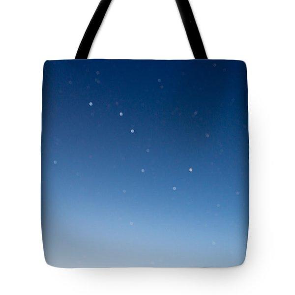 Night Sky Tote Bag by Heidi Smith
