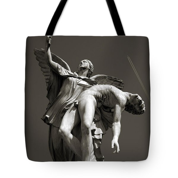 Nike Tote Bag by RicardMN Photography