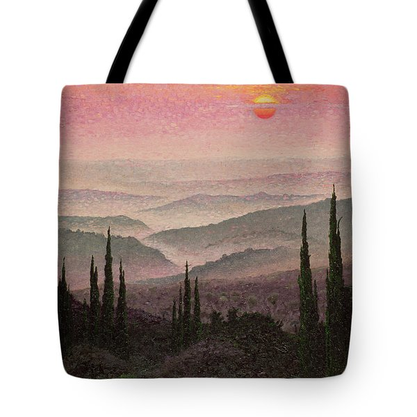 No. 126 Tote Bag by Trevor Neal