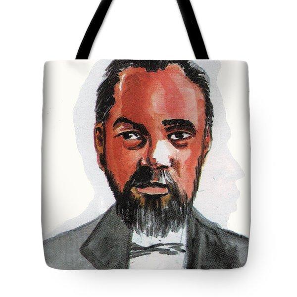 Norbert Rillieux Tote Bag by Emmanuel Baliyanga