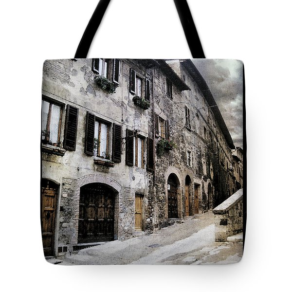 North Italy  Tote Bag by Mauro Celotti