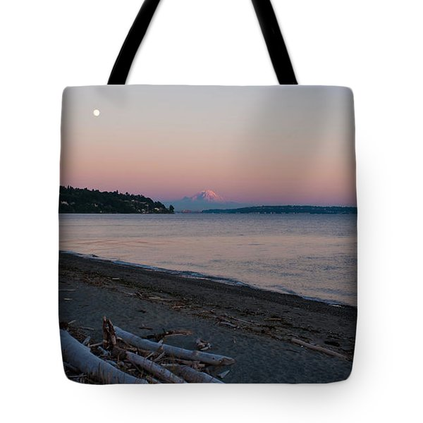 Northwest Evening Tote Bag by Mike Reid
